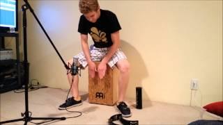 Freestyle Cajon Playing