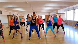 Zumba Fitness - Am belit-o!!! 😂😂😂