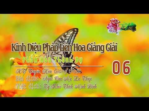 Phẩm Hóa Thành Dụ  Thứ Bảy 6/7