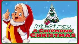 Alvin and the Chipmunks - Simply Having A Wonderful Christmas Time