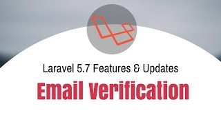 How to enable email verification support in Laravel