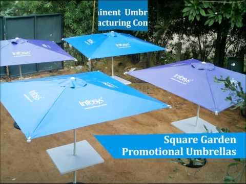 Video Umbrellas Manufacturers-Garden, Promotional, Outdoor, Event, Exhibitions, Marketing, Patio, Terrace