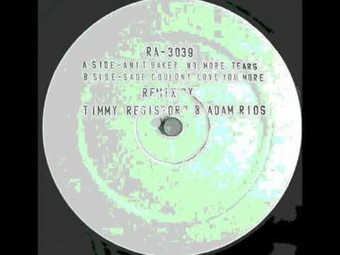 Anita Baker - No More Tears (T.R.A.R Vocal)