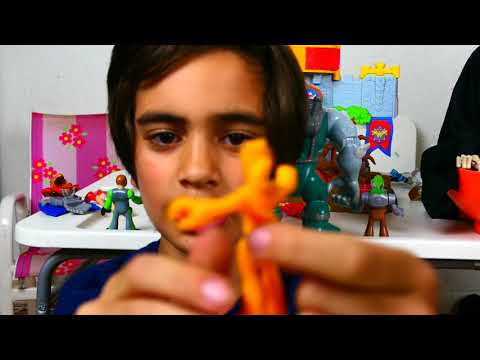 Imaginext Themyscira Review