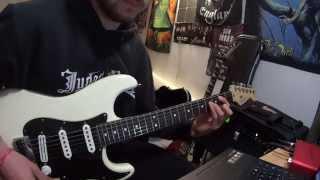 Nightcrawler - Judas Priest guitar cover