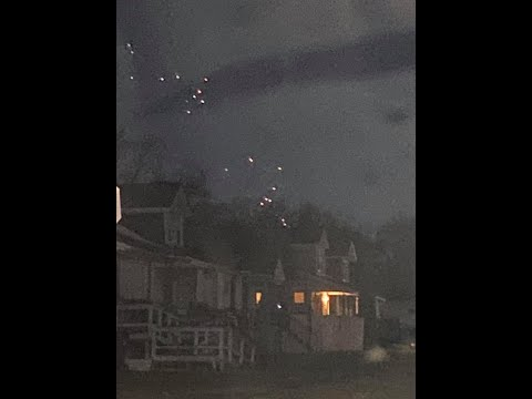 Chariots/UFO's Sightings for March/April 2020: Look Up To the Sky!