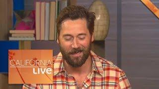 Ryan Eggold parle de 'New Amsterdam' | California LIve | NBCLA