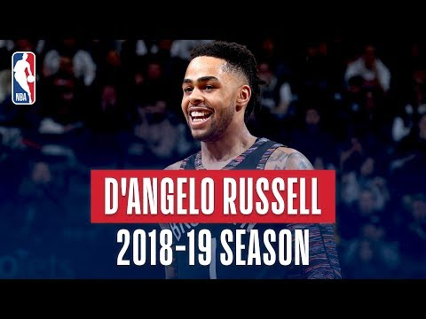 D'Angelo Russell's Best Plays From the 2018-2019 NBA Regular Season
