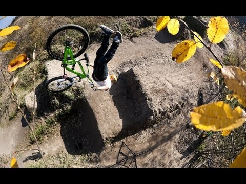 Ride Your Way - Marek Łebek MTB DIRT SKATEPARK