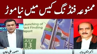 Exclusive Talk With Akbar S Babar   To The Point   Express News   IB2H