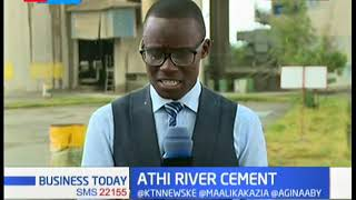 Revival of Athi River Cement on course as National cement buys the distressed firm.