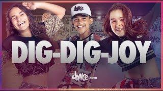 Dig-Dig-Joy - Sandy & Junior (Coreografia Oficial) Dance Video
