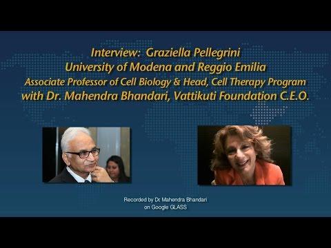 Interview- Prof. Graziella Pellegrini