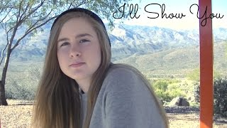 JUSTIN BIEBER - I'LL SHOW YOU - Cover by Samantha Potter