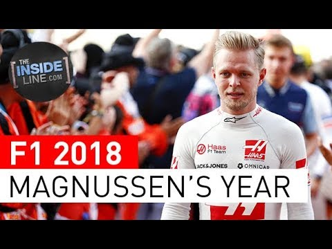 Image: Watch: Magnussen's stand-out season!