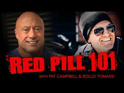 Red Pill 101 – Ep. #27: The 9 Iron Rules of Tomassi