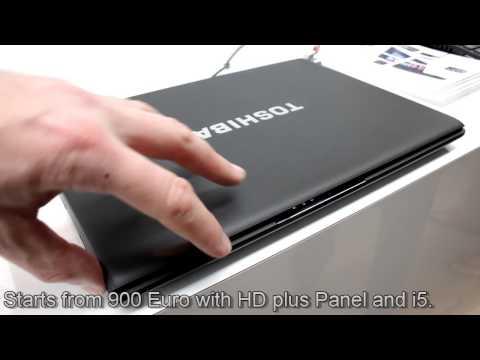 Toshiba Tecra R940 Business Laptop Toshiba World 2013 Amsterdam