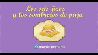 Los seis Jizos y los sombreros de paja