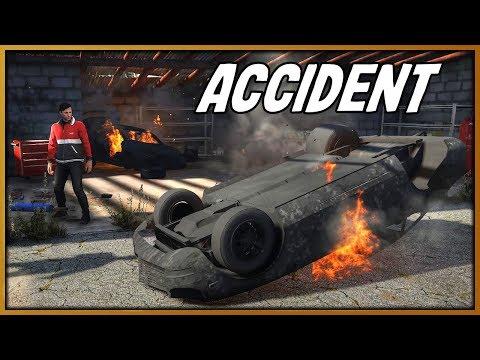 GTA 5 Roleplay - MAJOR DRAG RACING ACCIDENT!! | RedlineRP #799
