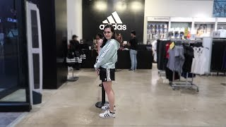 MODELING FOR ADIDAS