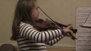 Paganini Caprice 5 Practice
