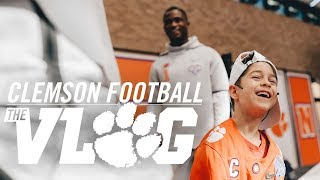 Clemson Football    The Vlog (Season 3 Ep 23)