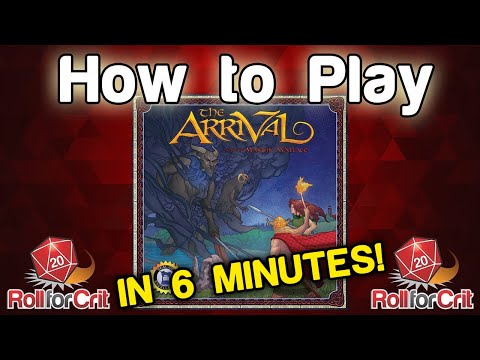 How to Play The Arrival | Roll For Crit