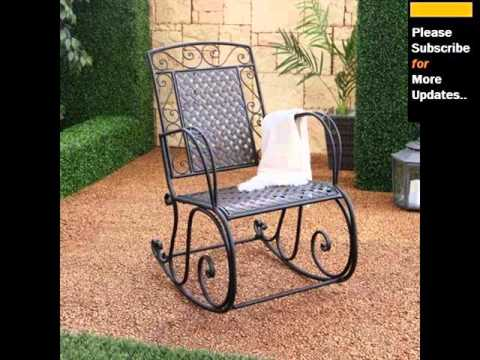 Outdoor Rocking Chairs : Outdoor Seating
