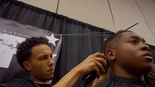 The Fade Factory - TFF- Faded - 2017 GBF Barber Competition Champions