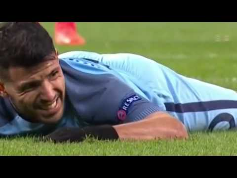Manchester City v Monaco 5-3 Highlights UCL RO16 2016/17 English Commentary HD