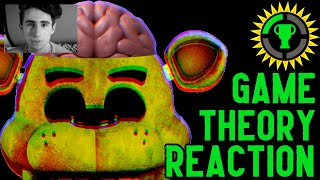 FNAF, The Grave Robber - Game Theory Reaction and Thoughts!