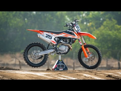 2017 KTM 450 SX-F | First Impression | TransWorld Motocross