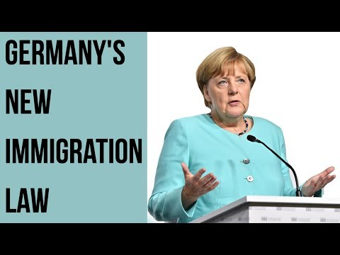 Germanys NEW Immigra