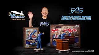 Unboxing the Phoenix Wright: Ace Attorney - Dual Destinies – Phoenix Wright Statue