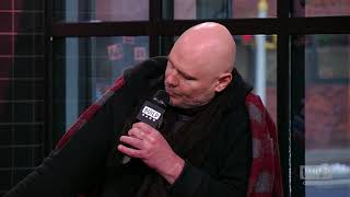 How Billy Corgan Felt About Reuniting With The Smashing Pumpkins