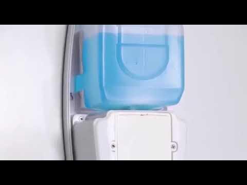 Automatic mist based hand sanitiser dispenser