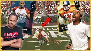 BIG TIME 97+ Upgrades & The WORST Madden Luck Ever?! - MUT Wars Ep.65