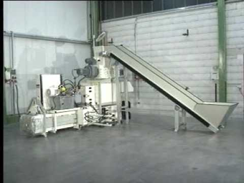 Video of the HSM SP 50100 Shredder