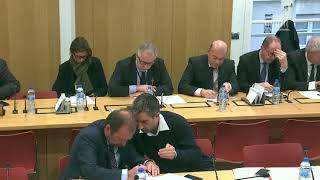 Examen en commission de la proposition de loi sur les marchands de sommeil