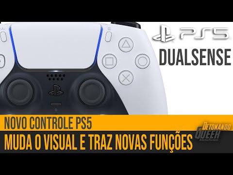 Download PS5 Revela DualSense seu novo Controle. O que mudou? Mp4 HD Video and MP3