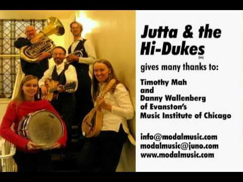 """Still image from """"Ushti, Ushti Baba,"""" a video by Jutta & the Hi-Dukes with the soundtrack from """"On The World Beat CD"""""""