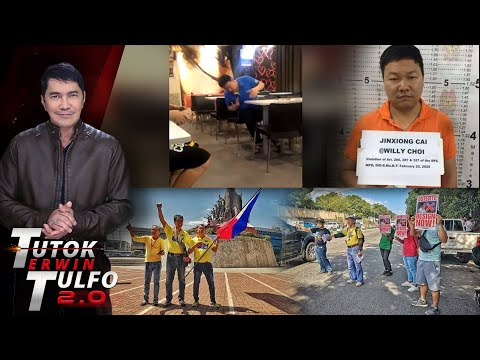 [Erwin Tulfo]  TUTOK TULFO 2.0 – FEBRUARY 24, 2020 FULL EPISODE