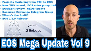 EOS Mega Update Vol 9: Proxy voter info, Projects switching from Ethereum to EOS, Where