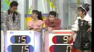 森脇健児×北野誠×山田雅人×早坂好恵×一也当時20歳1992年