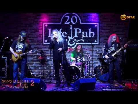 Группа МАСТЕР- КРЕСТЫ ( Live 20 Life Pub 2012)