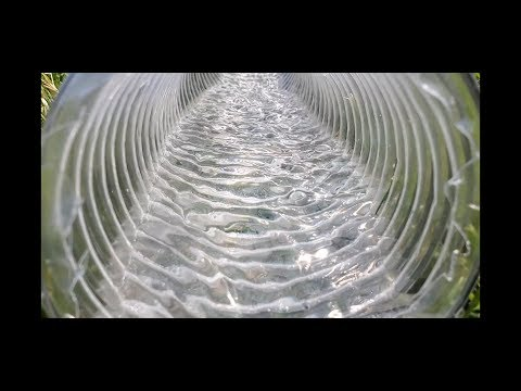 Why Corrugated Pipe is Better than PVC Pipe for Yard Drainage mp3 yukle - mp3.DINAMIK.az