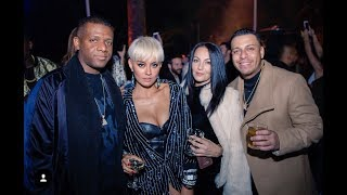 Gambar cover AGNEZ MO at DJ Khaled's Birthday Party