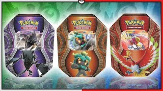 Marshadow  - (Pokémon) - 5º Pokémon TCG - Incríveis Latas do Ho Oh, Necrozma e Marshadow GX