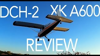 Review   XK A600 - DHC-2 BEAVER