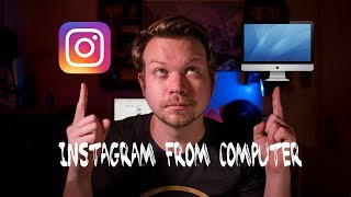 How to Post PHOTOS to Instagram from Your Computer